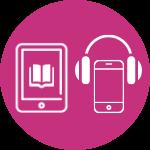eBooks and eAudioBooks