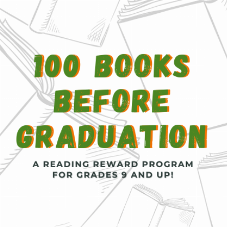 100 Books square