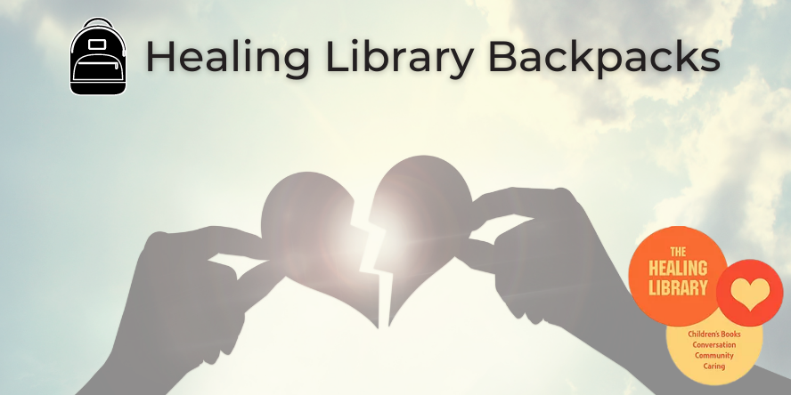 Healing Library Backpacks