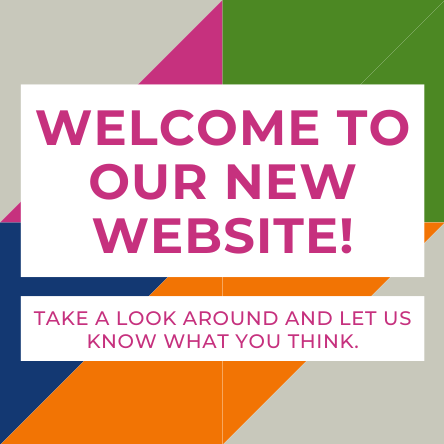 Welcome to our new website! take a look around and let us know what you think.