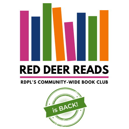 Red Deer Reads is BACK!