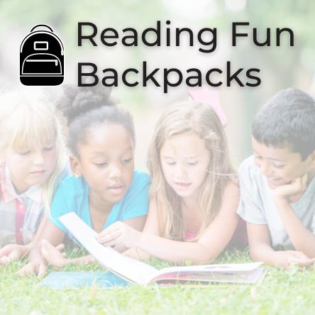 Reading Fun Backpacks