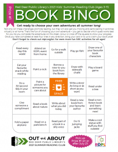 Picture of English Book BINGO for kids