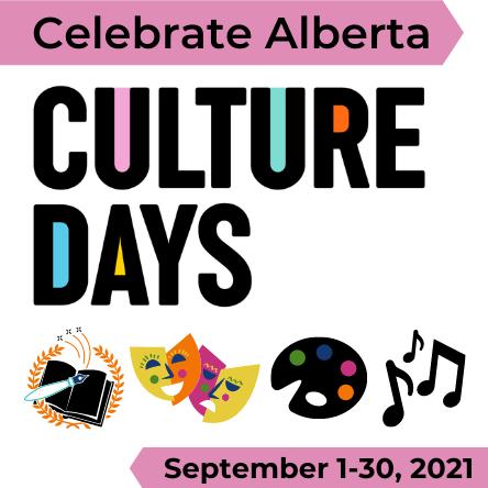 Celebrate Alberta Culture Days September 1-30