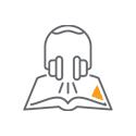 Icon - eAudiobooks